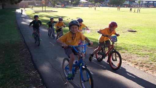 Ride 2 School